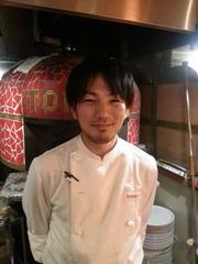 シェフ 川野健太郎