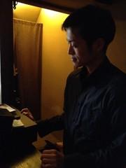シェフ 田中 純平(たなか じゅんぺい)