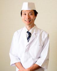 料理長 島村 雅晴(しまむら まさはる)