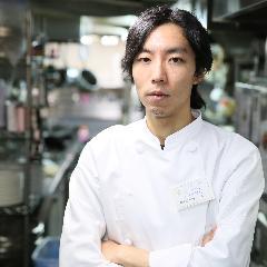 料理長 上林 大介(かんばやし だいすけ)