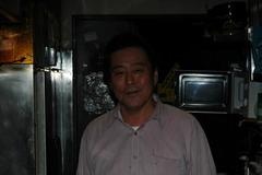 オーナー兼料理長 武内茂