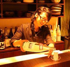 坐空代表 唎酒師(ききさけし) 岡田直明