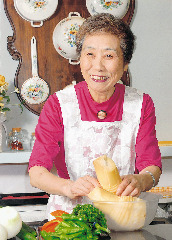 郷土料理研究家 青木悦子