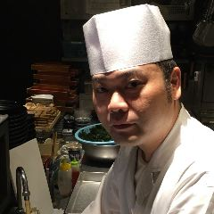 調理長 林健太郎
