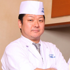 事業部料理長 内田 幸男(うちだ ゆきお)