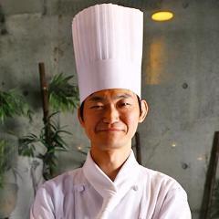 料理長 稲田 孔(いなだ とおる)
