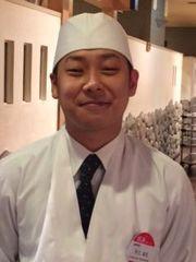 料理人 川上 友久(かわかみ ともひさ)