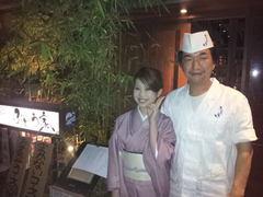 オーナーシェフ 藤田 有伸(ふじた ありのぶ)