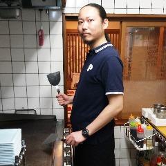 店舗責任者 藤田 康治(ふじた やすはる)