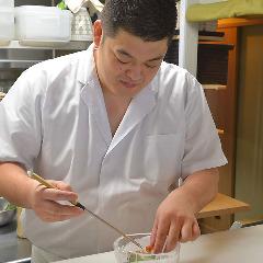 料理長 丸島 隆(まるしま たかし)