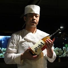料理長 井上 恭介(いのうえ きょうすけ)