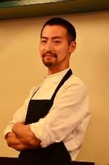 料理長 中村 篤志(なかむら あつし)