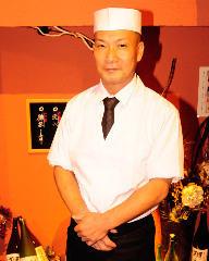シェフ 石川 修司(いしかわ しゅうじ)
