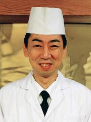 料理長 服部 雅憲(はっとり まさのり)