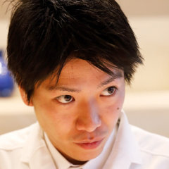 料理人 藤巻 壮雄(ふじまき もりお)