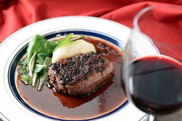 熟成牛ステーキバル Gottie's BEEF キュービックプラザ新横浜