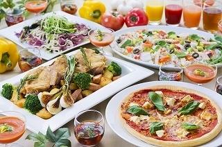 レストラン&カフェ フォーリーフガーデン