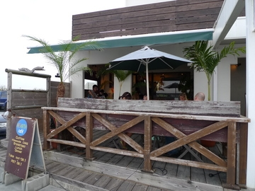 HEARTH cafe SUNABE Palor