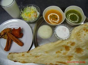 インド料理エベレスト 本店