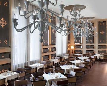 イタリア料理 ラ ベデュータ セント レジス ホテル 大阪 image