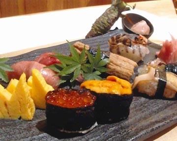 素材の響 蔵寿司