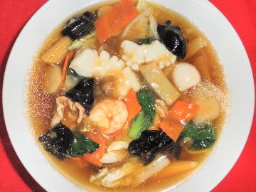 中国料理 菜香園 梅屋敷店