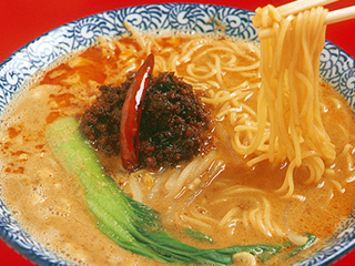 紅龍擔擔麺