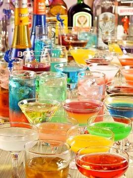 ALL Drinks200円Bar バームーンウォーク 桜木町店