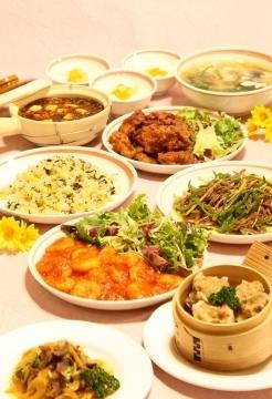 中華料理 龍園