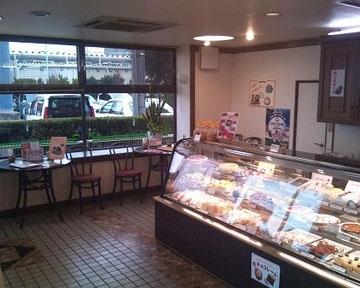 ウィーン洋菓子店