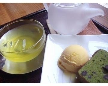 和カフェ 茶楽