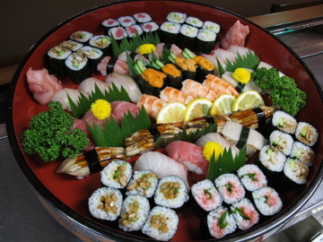 寿司割烹・仕出し なるを