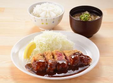 カツ丼&とんかつ専門店 かつ福 伊予西条店