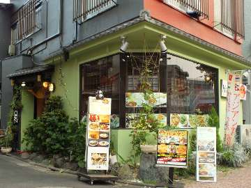 エスニックレストラン ハヌマン 中延店