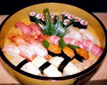 久地 鯉寿司