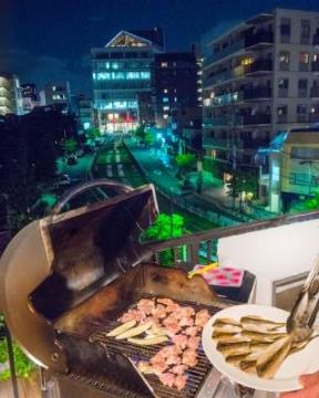 Daikanyama GLAMS BBQ Lounge