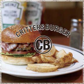 CRITTERS BURGER