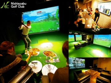 Nishiazabu Golf Club