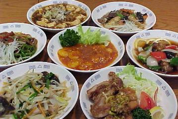 中国料理 楼蘭(ロウラン)