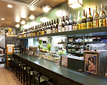 日本料理 真古 大東店