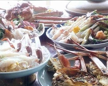 越前かにと活魚料理 樽海