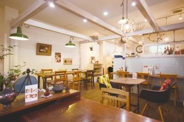 食堂カフェ cocon