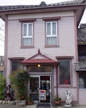 TMギャラリー郵便局Cafe