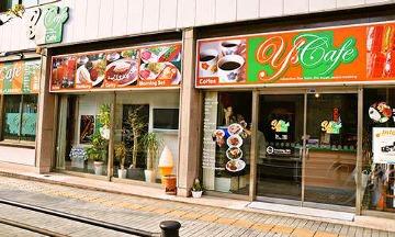 ワイズ カフェ y's cafe