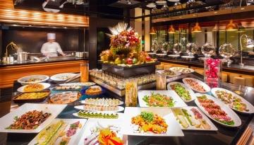 ホテル日航金沢 バイキングレストラン ザ・ガーデンハウス