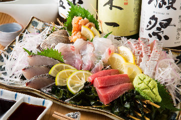 長浜鮮魚卸直営店 福玄丸