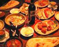 インド料理 シャティ