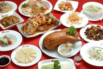 中華料理 桂園 川口店