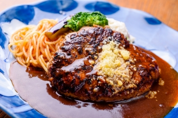 山本のハンバーグ 渋谷食堂
