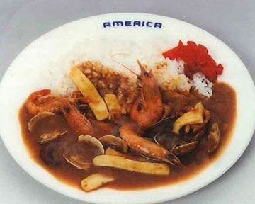 レストランアメリカ